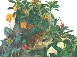 jungle lounge photo wallpaper mr perswall mr perswall