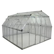Palram Harmony Greenhouse Palram Harmony 6 Ft X 4 Ft Polycarbonate Greenhouse In Silver