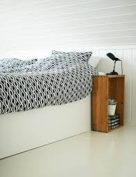 bedside table ideas for small space minimalist architectural