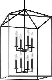 Seagull Lighting Fixtures by Seagull 5115008 839 Perryton Blacksmith Foyer Lighting Fixture