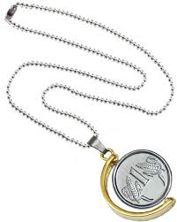 silver necklace styles images Men style one ruppess coin anjaan locket with chain alloy pendant jpeg
