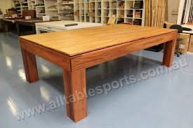 7 foot or 8 foot slate statesman pool dining table