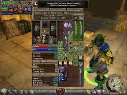 dungeon siege 2 broken