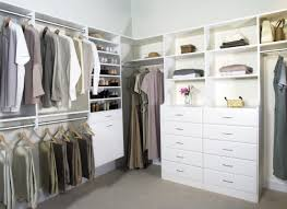 decor organizing with cool elfa closet systems for any room in