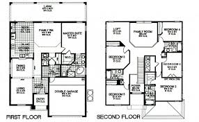 house plans two floors floor two floor plans