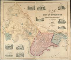 Massachusetts Counties Map by File Map Of The City Of Cambridge Middlesex County Massachusetts