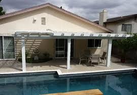 aluminum patio covers santee ca patio enclosures covers