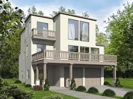 Modern Elevation 1230 Best House Plans Images On Pinterest House Floor Plans