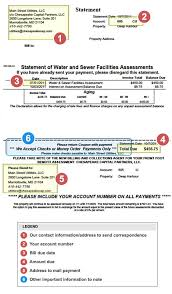 private water and sewer assessments managed by chesapeake capital