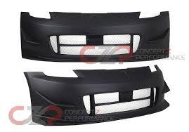 nissan 350z front lip vis racing 03ns3502dtnr2 001 techno r 2 front bumper fascia w