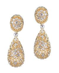 Costume Chandelier Earrings Earrings Bling Jewelry Cz Teadrop Bridal Chandelier Earrings