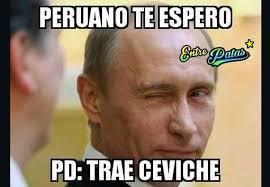 Fotos Para Memes - memes las ins祿litas ideas de los peruanos para viajar a rusia