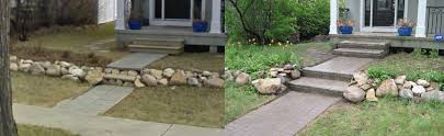 prestige paving stones saskatoon how to before u0026 after and