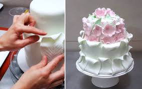 fondant cake simple fondant cake decorating tutorial decorar con fondant by
