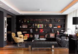 wall units glamorous black wall units for living room built in