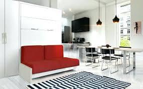 armoire lit avec canapé lit integre dans un meuble meuble avec lit integre escamo armoire