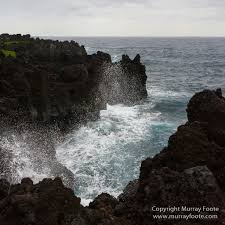 Black Sand Beaches Maui by Waianapanapa Black Sand Beach Murray Foote