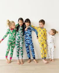 pajamas in organic cotton