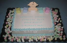 baby shower cake decorations boy baby shower cakes for boys