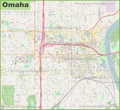 Zip Code Map Omaha Omaha Location On The Us Map Download Map Usa Omaha Nebraska