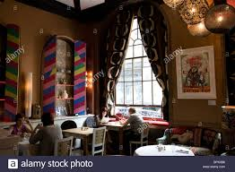 tea room at sketch restaurant london stock photo royalty free