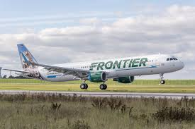 Frontier Airlines Route Map by Frontier Airlines Takes Delivery Of Its First A321 Airbus Press