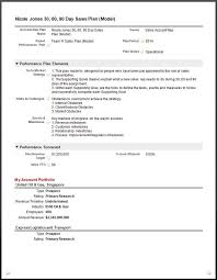 sales plan template free download 30 60 90 day action planaccount