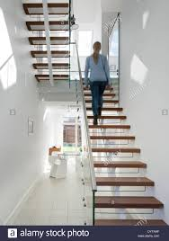 Stairs In House by Woman Walking Up Stairs In Carbonlight Home Rothwell Kettering