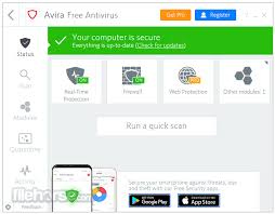 latest full version avira antivirus free download avira free antivirus 15 0 36 169 download for windows filehorse com