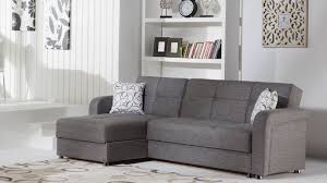 Contemporary Sectional Sleeper Sofa by Sectional Sleeper Sofa In Gray For Contemporary Living Room
