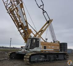 sold 2006 lr1130 745 000 usd crane for in edmonton alberta on
