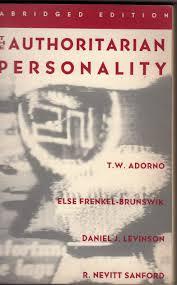 amazon the authoritarian personality studies in prejudice