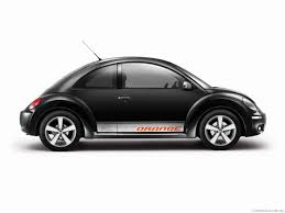 volkswagen cars beetle volkswagen beetle blackorange limited edition photos 1 of 11