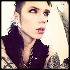 andy biersack with blonde hair biersack with blonde hair