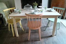 Shabby Chic Dining Table And Chairs Shabby Chic Table Raham Co
