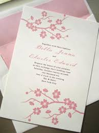 cherry blossom wedding invitations cherry blossom wedding inspiration and accessoires eatwell101