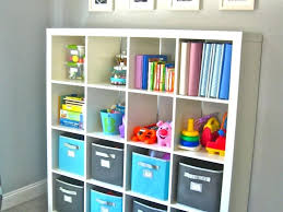 Ikea Bookshelf Boxes Ikea Kallax Bookcase Shelving Unit Cube Display Filled Books Toys