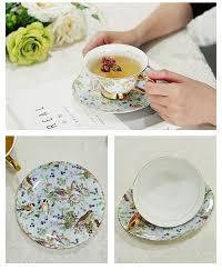 cheap wholesale bone china bulk tea cups and saucers vintage tea