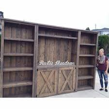 Entertainment Center Cabinet Doors Rustic Wall Entertainment Center Diy Ideas Pinterest Wall