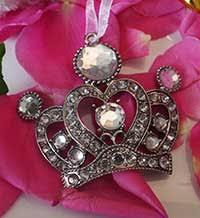 crown ornaments decoration