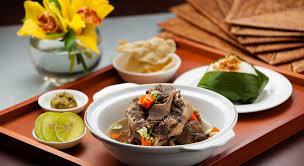 jakarta cuisine dining and restaurants in jakarta the dharmawangsa jakarta