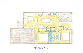 Lighthouse Home Floor Plans by Lighthouse Cove Port Aransas