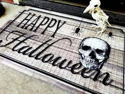 spooky halloween lettering maximize your spooky halloween yard u0026 porch home decor by doing this