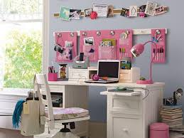 Home Desk Organization Ideas by Home Decor Desk For Girls Room Bedroom Exquisite Picture Of Pink