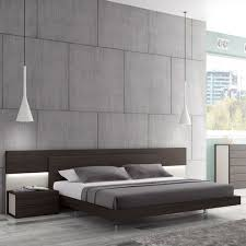 beautiful modern bed png with walkon light base in design decorating