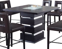 Furniture Wedge by Global Furniture Usa G072bt Square Bar Table In Wedge Intended For