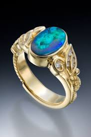 black opal mens ring 1706 best opals images on pinterest opal jewelry rings and jewelry