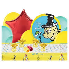 dr seuss party decorations dr seuss party decoration kit target