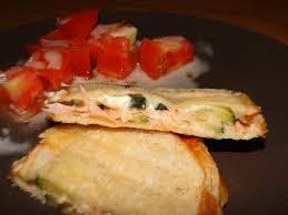 courgette boursin cuisine croque monsieur courgette boursin et saumon fume aurélie cuisine