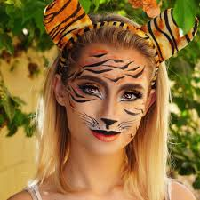 nicol concilio on instagram u201csimple tiger halloween look do you